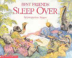 Image for Best Friends Sleep Over