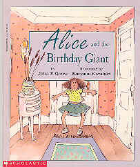Image for Alice and the Birthday Giant