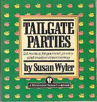 Image for Tailgate Parties (Particular Palate Cookbook Ser.)