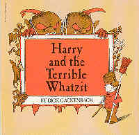 Image for Harry & the Terrible Whatzit