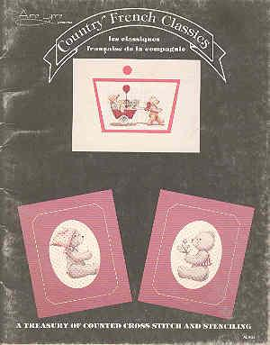 Image for Country French Classics - Cross-stitch