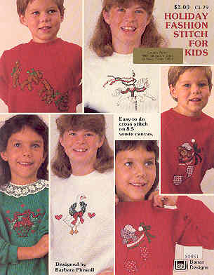 Image for Holiday Fashion Stitch for Kids