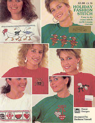 Image for Holiday Fashion Stitch