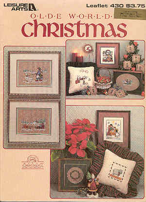 Image for Olde World Christmas - Cross Stitch