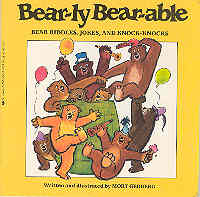 Image for Bear-ly Bear-able Bear Jokes, Riddles, and Knock-Knocks