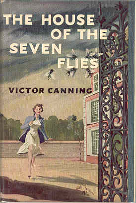Image for The House of Seven Flies