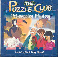 Image for The Puzzle Club Pet-Napping Mystery