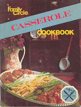 Image for Casserole Cookbook