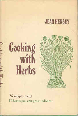Image for Cooking with Herbs