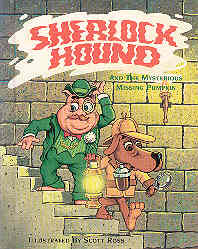 Image for Sherlock Hound and the Missing Pumpkin