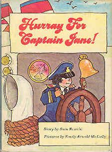 Image for Hurray For Captain Jane!