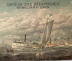 Image for Days of the Steamboats