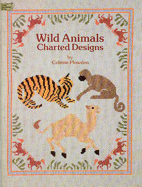 Image for Wild Animals Charted Designs
