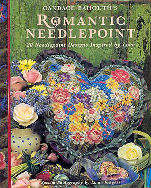 Image for Romantic Needlepoint : 20 Needlepoint Designs Inspired by Love (Vol. 1)