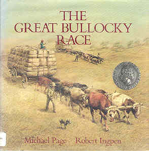 Image for The Great Bullocky Race