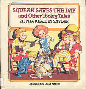 Image for Squeak Saves the Day and Other Tooley Tales