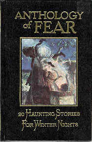 Image for Anthology of Fear - 20 Haunting Stories