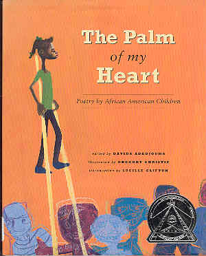 Image for The Palm of My Heart : Poetry by African American Children