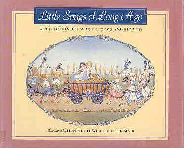 Image for Little Songs of Long Ago