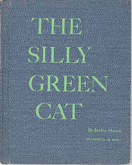 Image for The Silly Green Cat