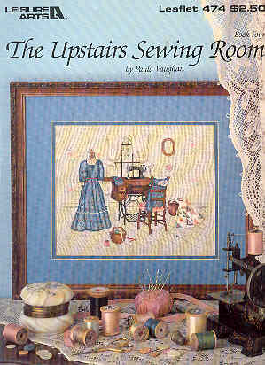 The Upstairs Sewing Room Book Four