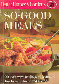 Image for So-Good Meals