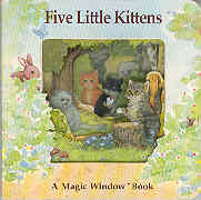 Image for Five Little Kittens