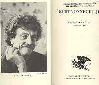Image for Kurt Vonnegut, Jr. (United States Authors Ser., No. 276)