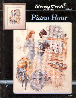 Image for Piano Hour - Stoney Creek Collection