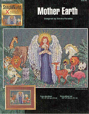 Image for Mother Earth - Cross-Stitch