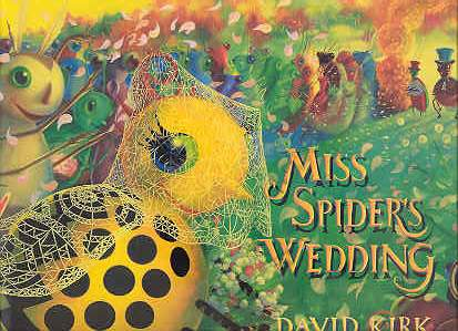 Image for Miss Spider's Wedding (Miss Spider Ser.)