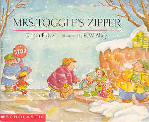 Image for Mrs. Toggle's Zipper