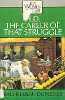 Image for H. D. : The Career of That Struggle (Key Women Writers Ser.)
