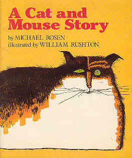 Image for A Cat and Mouse Story