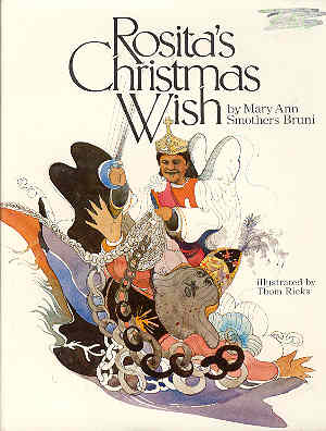 Image for Rosita's Christmas Wish (Texas Ser.)
