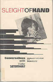 Image for Sleight of Hand : Conversations with Walter Satterthwait