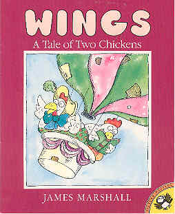 Image for Wings : A Tale of Two Chickens
