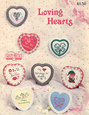 Image for Loving Hearts - Krazy Stitches