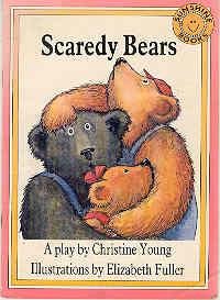 Image for Scaredy Bears (Play)