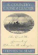 Image for For Country, Cause and Leader : The Civil War Journal of Charles B. Haydon