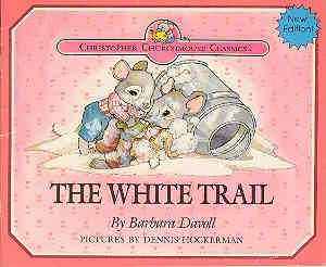 Image for The White Trail