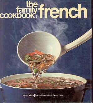 Image for The Family Cookbook: French