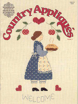 Image for Country Appliques Volume 2