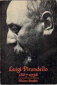 Image for Luigi Pirandello 1867-1936