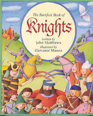 Image for The Barefoot Book of Knights