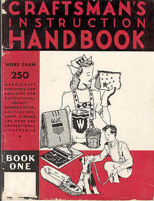Image for Craftsman's Instruction Handbook