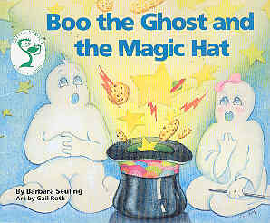 Image for Boo the Ghost and the Magic Hat