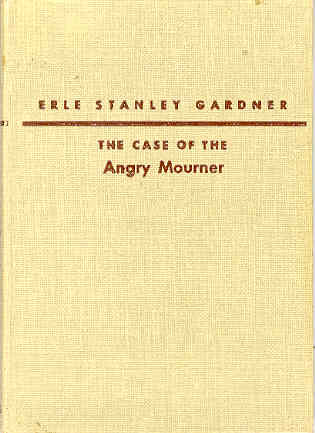 Image for The Case of the Angry Mourner