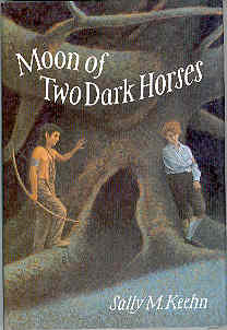 Image for Moon of Two Dark Horses