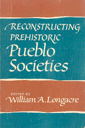 Image for Reconstructing Prehistoric Pueblo Societies (School of America Research Adv. Seminar Ser.)